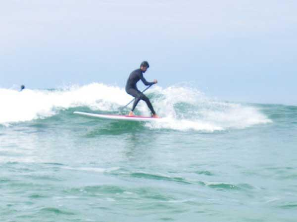 Stand up Paddle em Buzios RJ Brasil