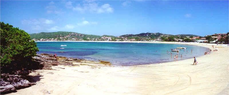 buzios rj brasil praia da Ferradura